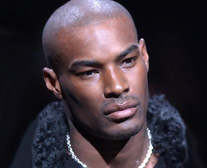 good looking black man