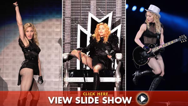 Photos: Madonna concert in Serbia
