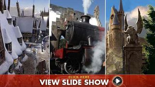 Photos: Harry Potter theme park opens  June 18