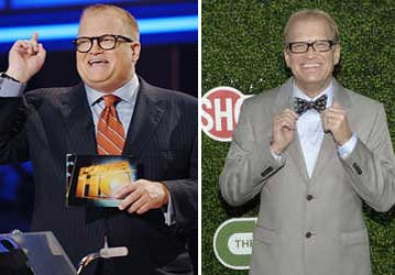 Drew Carey loses 80 pounds, says he was sick of being fat on camera (Photo: Sony Pictures / AP Photos)