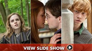 'Harry  Potter and the Deathly Hallows' stills    from part 1