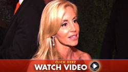 Camille Grammer in an interview with On The Red Carpet (KABC)